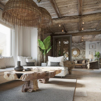 Boho Furniture-Tropical Collections